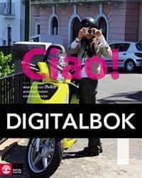 Ciao 1 Allt-i-ett-bok Interaktiv 12mån