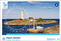 Merikarttasarja A Viipuri-Helsinki 1:50000