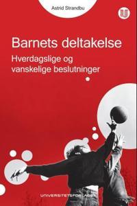 Barnets deltakelse - Astrid Strandbu pdf epub