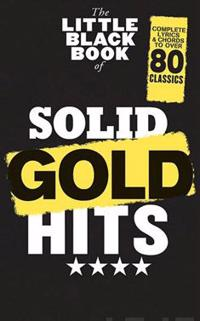 Little Black Book of Solid Gold Hits