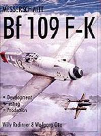 Messerschmitt Bf 109 F-K