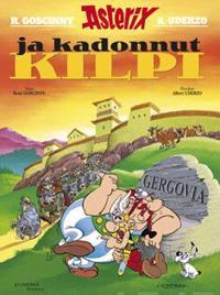 Asterix ja kadonnut kilpi
