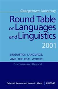 Georgetown University Round Table on Languages and Linguistics 2001
