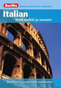 Berlitz Italian matkatulkki ja sanasto