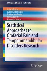 Statistical Approaches to Orofacial Pain and Temporomandibular Disorders Research