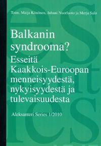 Balkanin syndrooma?