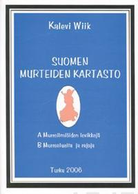 Suomen murteiden kartasto