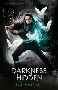 Name of the Blade, Book Two: Darkness Hidden