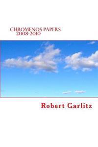 Chromenos Papers 2008-2010