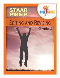 Rise & Shine Staar Prep Editing & Revising Grade 4