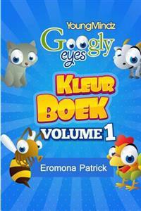 Youngmindz Googly Eyes Kleur Boek