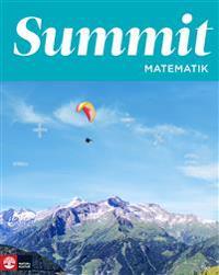 Summit matematik Elevbok