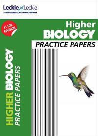 Cfe higher biology practice papers for sqa exams