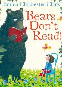 Bears dont read!