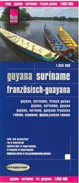 Guyana / Suriname / French Guiana