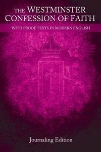 The Westminster Confession of Faith: Journaling Edition - Pink Cover