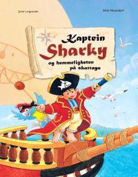Kaptein Sharky og hemmeligheten på skattøya