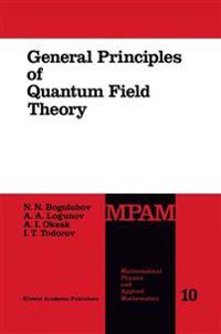 General Principles of Quantum Field Theory
