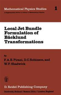 Local Jet Bundle Formulation of Backland Transformations
