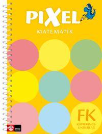 Pixel FK Kopieringsunderlag, Andra upplagan