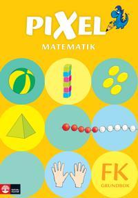Pixel FK Grundbok med digital färdighetsträning, andra upplagan
