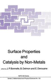 Surface Properties and Catalysis by Non-Metals