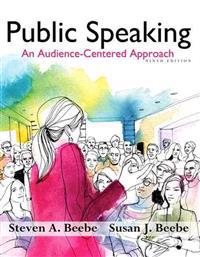 Public Speaking with Access Code: An Audience-Centered Approach