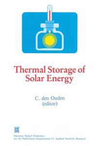 Thermal Storage of Solar Energy