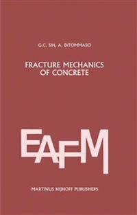 Fracture mechanics of concrete: Structural application and numerical calculation