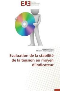 Evaluation de la Stabilit� de la Tension Au Moyen D Indicateur