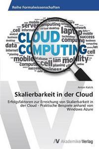 Skalierbarkeit in Der Cloud