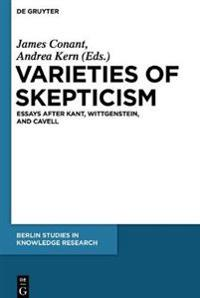 Varieties of Skepticism