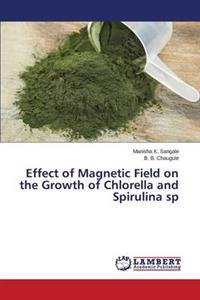 Effect of Magnetic Field on the Growth of Chlorella and Spirulina Sp