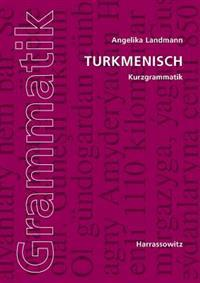 Turkmenisch Kurzgrammatik