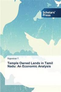Temple Owned Lands in Tamil Nadu