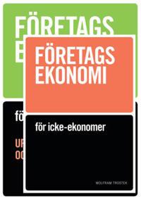 Företagsekonomi för icke-ekonomer Paket Faktabok+Övningsbok