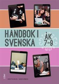 Handbok i svenska åk 7-9