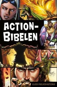 Actionbibelen; Guds frelseshistorie