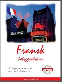 Fransk språkkurs påbyggnadskurs