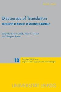 Discourses of Translation