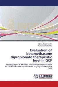 Evaluation of Betamethasone Dipropionate Therapeutic Level in Gcf