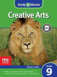 Study & Master Creative Arts Teacher's Guide Teacher's Guide