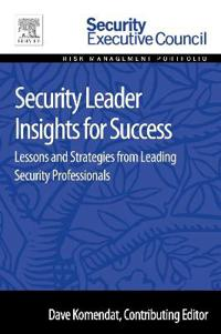 Security Leader Insights for Success