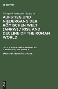 Aufsteig UN Niedergang Der Romischen Welt