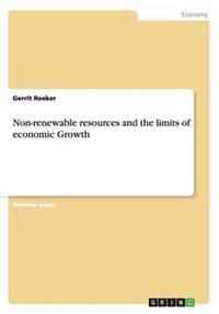 Non-Renewable Resources and the Limits of Economic Growth