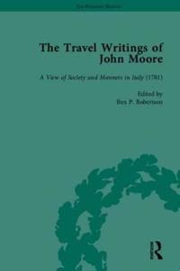 The Travel Writings of John Moore