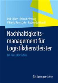 Nachhaltigkeitsmanagement Für Logistikdienstleister