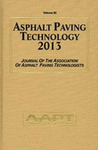 Asphalt Paving Technology 2013