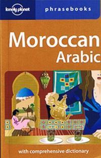 Moroccan Araabic Phrasebook LP