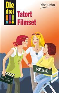 Die drei !!! 26: Tatort Filmset (drei Ausrufezeichen)